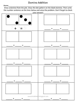 Awesome Addition For Kindergarten Math Centers