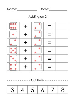 Awesome Addition - Maths (Autism, SEN, Special Needs, Early Years)
