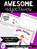 Awesome Adjective Activities { 2 Copy and Go Activities}