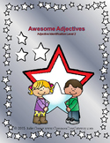 Awesome Adjectives Level 2 All-in-One Grammar Unit