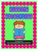 Adjectives Interactive Notebook Pack