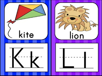 Awesome Alphabet Activities!