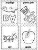 Alphabet Activities: Fold & Color Emergent Readers