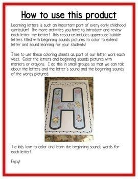Alphabet Activities: Mega Bundle!