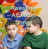 Awesome Alphabet - Dr. Jean - Part 1
