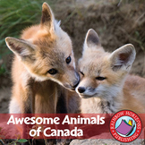 Awesome Animals of Canada Gr. 2-3
