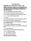 Awesome Anti-Bullying Skits- Pack 2