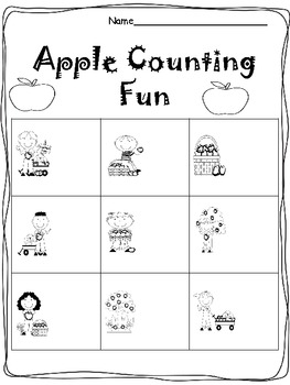 ~Awesome Apple Math Unit~