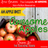 Awesome Apples:  A Non-Fiction Apple Unit