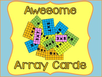 Awesome Array Cards