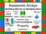 Awesome Arrays - Building Blocks to Multiplication x6