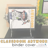Awesome Artists! (Art Work Binder Cover)