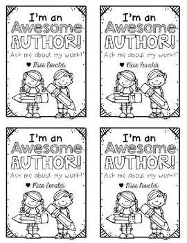 Awesome Author!