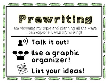 Awesome Authors Writing Process Visual Tracker **Poster and Class Tags**