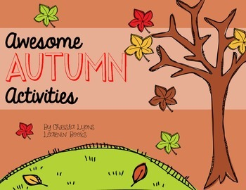 Awesome Autumn Activities {Hands-on Math Centers}