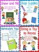 Awesome Behavior Reward Catalog