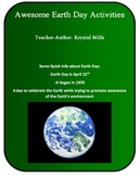Awesome Earth Day Activities