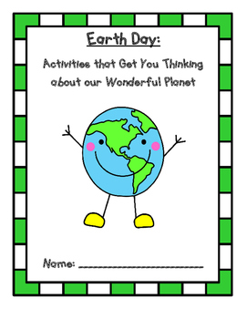 Awesome Earth Day Activities: April 22, 2016