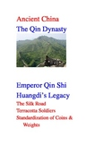 Awesome Emperor Qin Shi Huangdi Activity