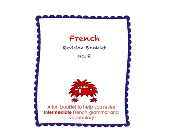 Awesome French Revision Booklet Number 2
