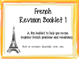 Awesome French Revision Booklet