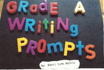 Awesome Grade A Writing Prompts