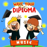 GRADUATION DAY! A WAVING YOUR DIPLOMA Song for Pre-K & K