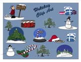 Awesome Holiday Clip Art!