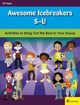 Awesome Icebreakers S-U