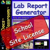 Awesome Lab Report Template / Lab Report Generator for Google Docs™️ **