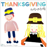Awesome Primary Thanksgiving Unit