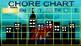 Awesome Superhero BATMAN Chore Chart + Behavior Chart with Button Rewards