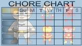 Awesome Superhero BATMAN Chore Chart + Behavior Chart with