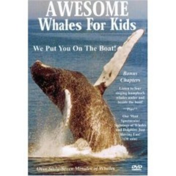 Awesome Whales For Kids