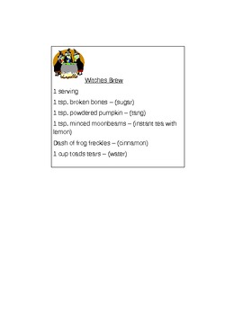 Awesome Witches Brew Recipe