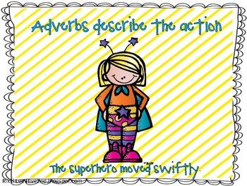 Awestruckly Adverbs