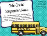 Axle Annie Companion Pack