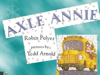 Axle Annie by: Robin Pulver Read Aloud PowerPoint Presentation