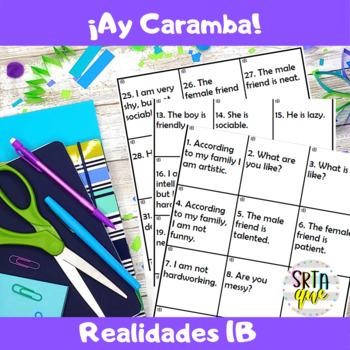 Ay Caramba (Realidades 1B)