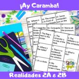 Ay Caramba (Realidades 2A-2B)