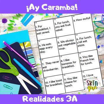 Ay Caramba (Realidades 3A)