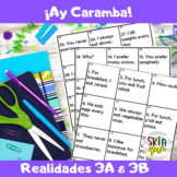 Ay Caramba (Realidades 3A-3B)