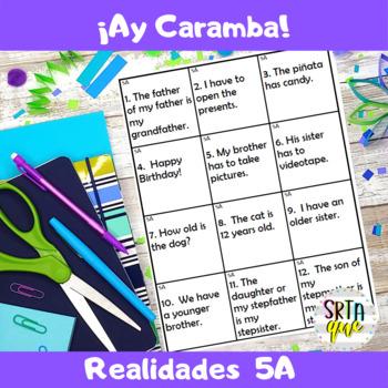 Ay Caramba (Realidades 5A-5B)