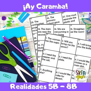Ay Caramba (Realidades 5B-8B)