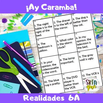 Ay Caramba (Realidades 6A)