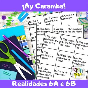 Ay Caramba (Realidades 6A-6B)