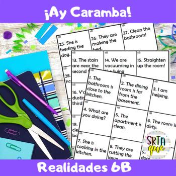 Ay Caramba (Realidades 6B)