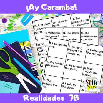 Ay Caramba (Realidades 7B)
