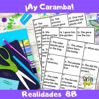Ay Caramba (Realidades 8B)