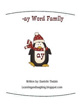 Ay Word Family